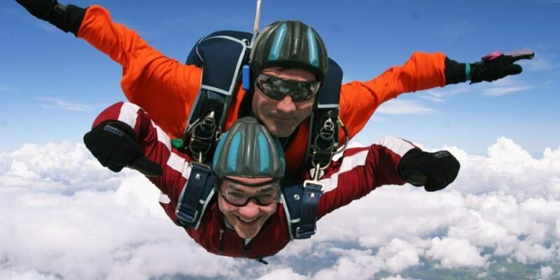 SKY DIVE - Go Sky High for Nexus